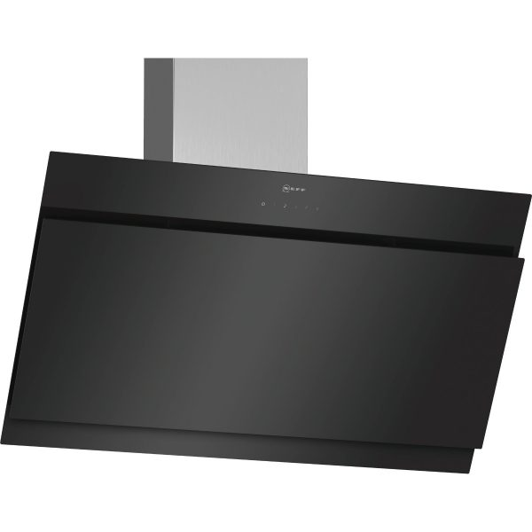 Neff D95IHM1S0B Inclined hood wall mounting