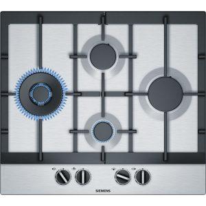 Siemens iQ500 EC6A5IB90 60 cm, gas hob, Stainless steel