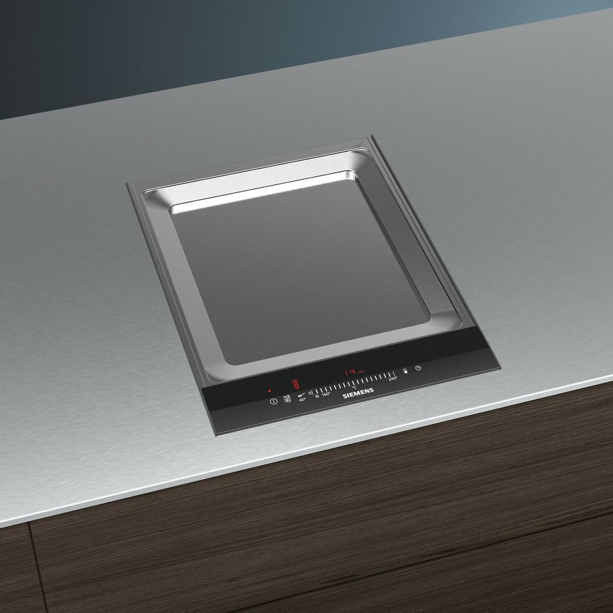 buy siemens et475fyb1e iq500 392 mm domino teppan yaki. Black Bedroom Furniture Sets. Home Design Ideas