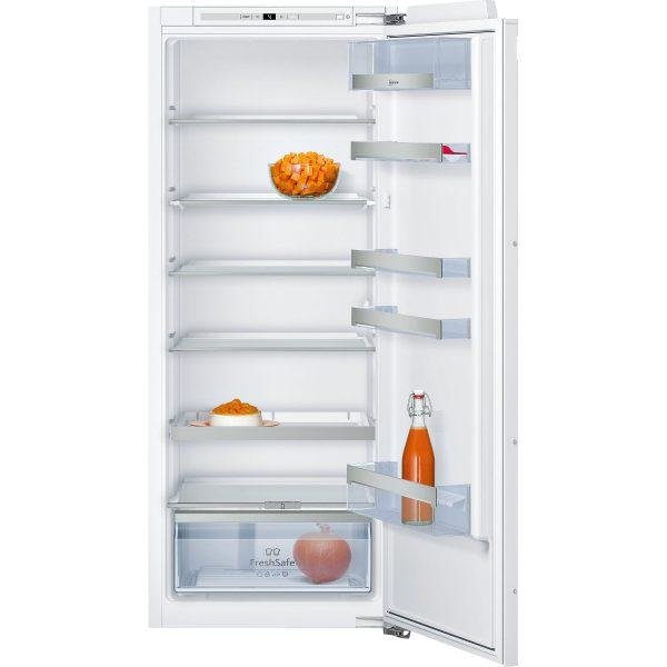 Neff KI1513FF0 Fully-Integrated 1400mm Larder Refrigerator - Fixed Hinge