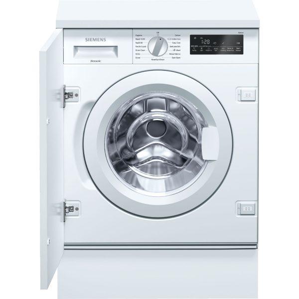 Siemens iQ700 WI14W500GB Fully integrated washing machine
