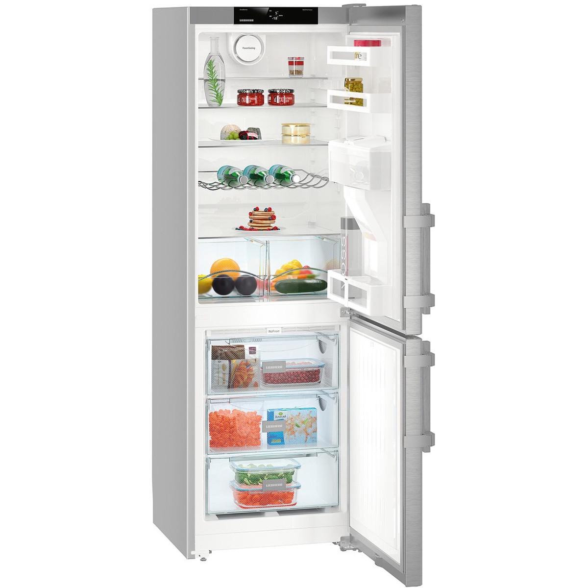 liebherr cnef 3535 comfort nofrost fridge freezer. Black Bedroom Furniture Sets. Home Design Ideas