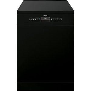 Smeg DF613PBL New 60cm Freestanding Dishwasher, Black