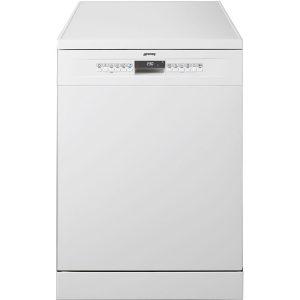 Smeg DF613PW New 60cm Freestanding Dishwasher, White