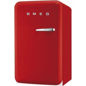 Smeg FAB10HLR Freestanding Retro Style Home Bar Red
