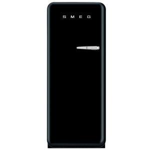 Smeg FAB28YNE1 50's Style Fridge with Freezer Compartment Black