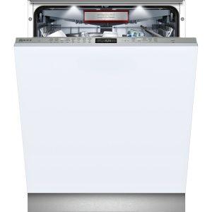 Neff S515T80D1G Dishwasher, 60cm Fully integrated doorOpen Assist