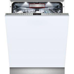 Neff S517T80D1G Fully integrated doorOpen Assist 60 cm Dishwasher