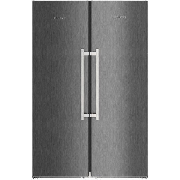 Liebherr SBSbs 8673 Premium BioFresh NoFrost Side By Side Fridge Freezer