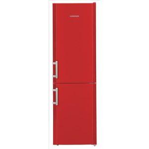 Liebherr CUfr 3311 Combination fridge freezer Flame Red Ex-display