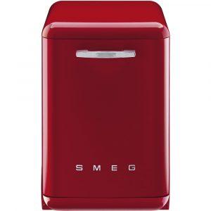 Smeg DF6FABRD Cream Retro Freestanding Dishwasher