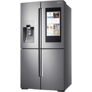 Samsung RF56M9540SR Family Hub™ American Multi-door Fridge Freezer