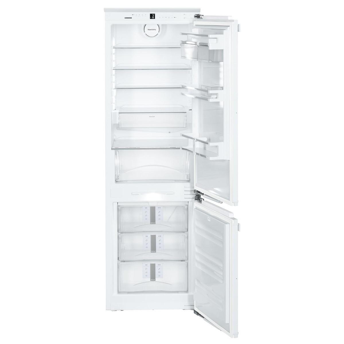 liebherr sicn 3386 premium nofrost integrable fridge. Black Bedroom Furniture Sets. Home Design Ideas