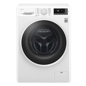LG W5J6VN0WW Washing Machine 9Kg 1400 Spin White
