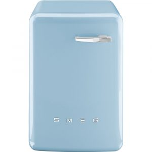 Smeg WMFABPB-2 Retro Style Washing Machine Pastel Blue
