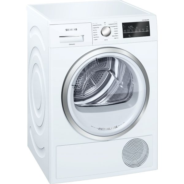 Siemens WT46G491GB iQ500 iSensoric Condenser dryer