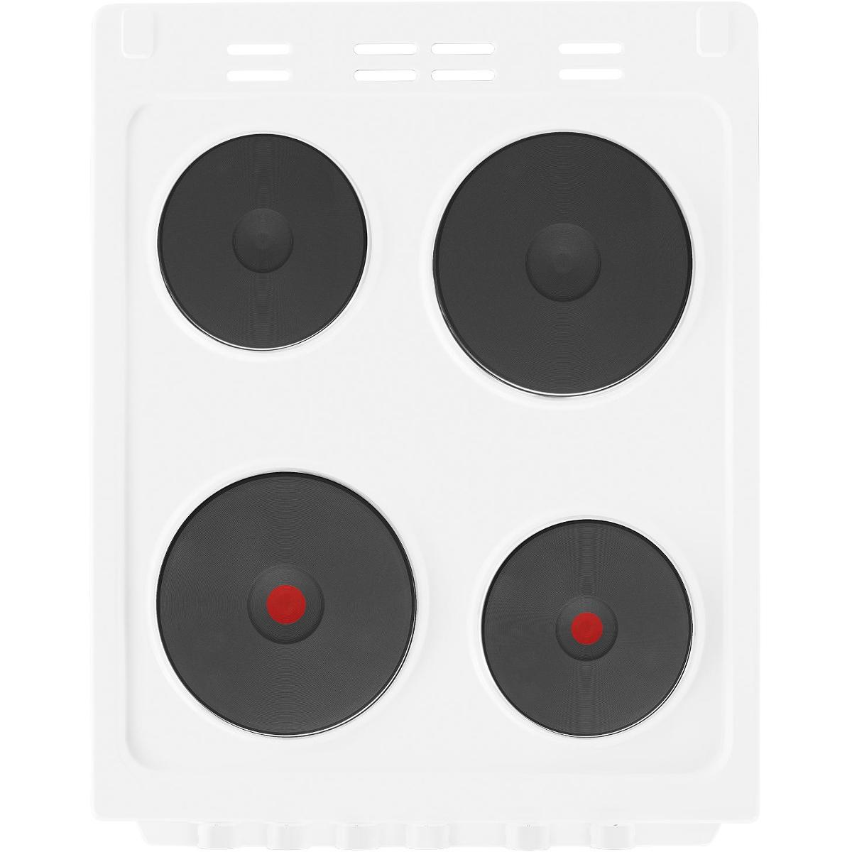 Beko Esp50w 50cm Single Oven Electric Cooker Discount