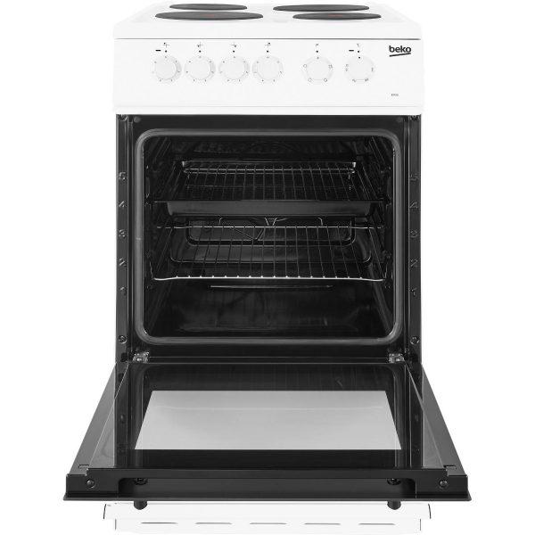 Beko ESP50W 50cm Single Oven Electric Cooker oven