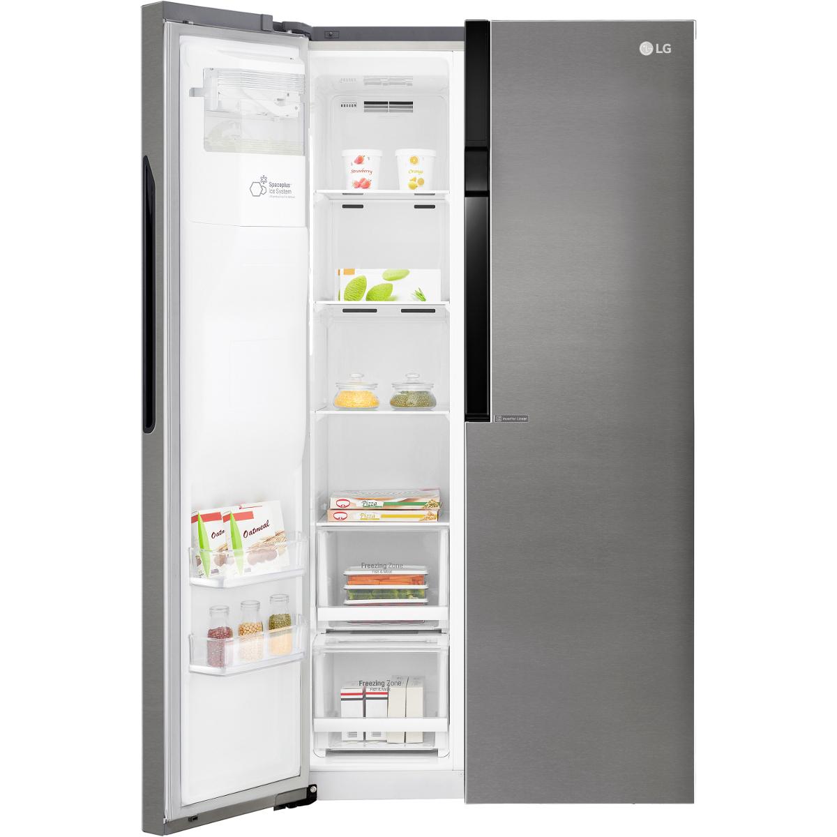 LG GSL361ICEZ American Style Frost Free Fridge Freezer | Discount ...