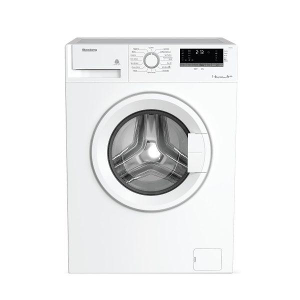 Blomberg LBF1623W 1200 Spin 6kg Washing Machine
