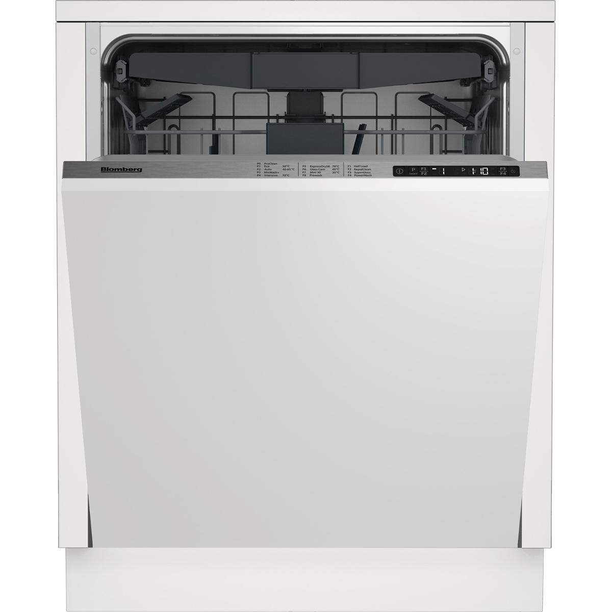 blomberg ldv42244 built in 14 place setting dishwasher. Black Bedroom Furniture Sets. Home Design Ideas