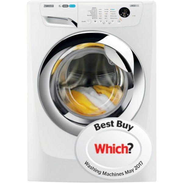 Zanussi ZWF91483WH LINDO300 9kg Washing Machine *Which? Best Buy!*