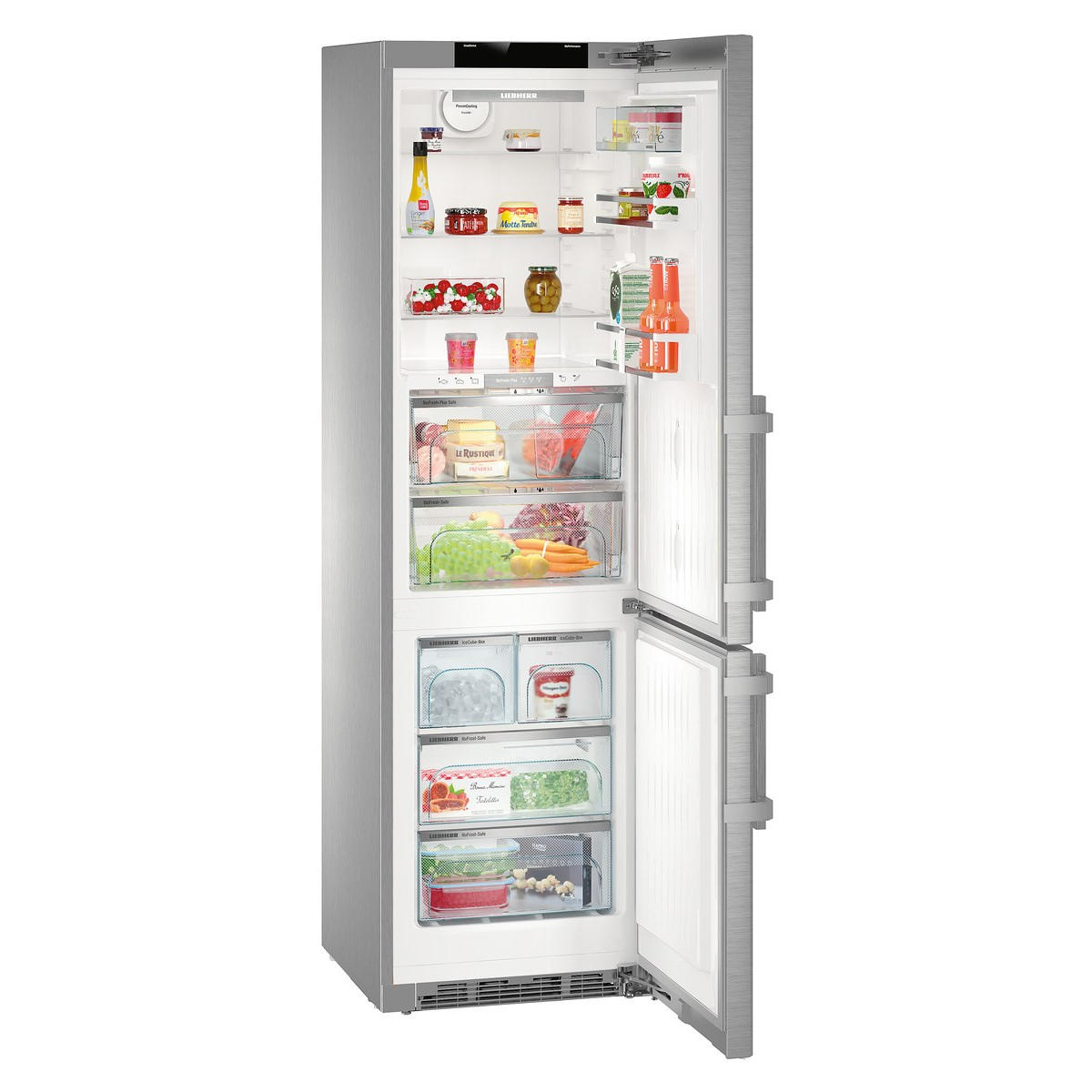 liebherr cbnpes 4878 premium biofresh nofrost fridge freezer discount appliance centre. Black Bedroom Furniture Sets. Home Design Ideas