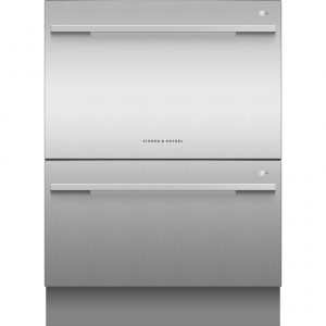 Fisher & Paykel DD60DDFHX9 Double DishDrawer Dishwasher Stainless Steel