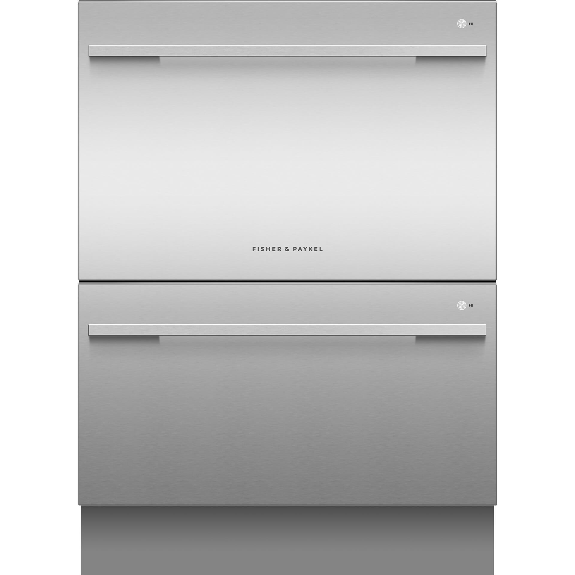 Fisher Amp Paykel Dd60ddfhx9 Double Dishdrawer Dishwasher