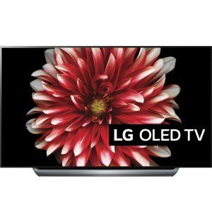 """LG 77"""" 4K UHD OLED TV OLED77C8LLA"""