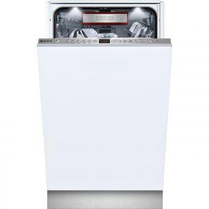 Neff S586T60D0G N 70 45cm Slimline Dishwasher