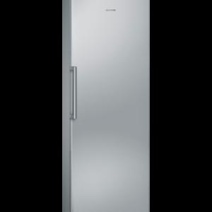 Siemens GS36NVI3PG iQ300 Chrome No Frost Freezer