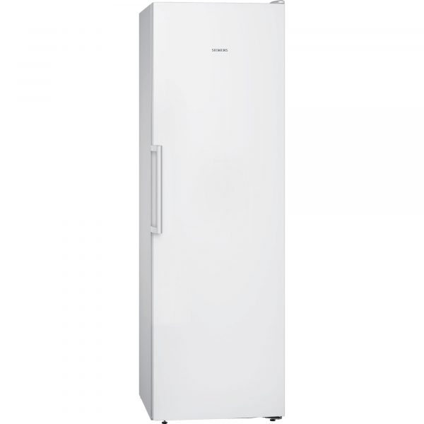 Siemens GS36NVWFV iQ300 White No Frost Freezer