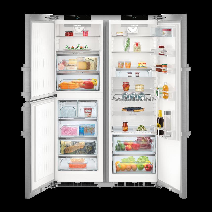 Liebherr Sbses 8473 Premium Side By Side Biofresh And