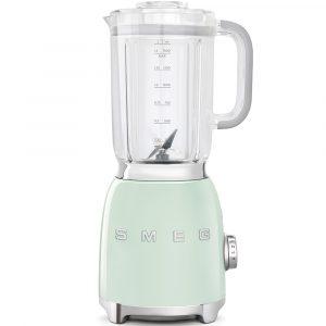 Smeg BLF01PGUK Pastel Green Retro Blender