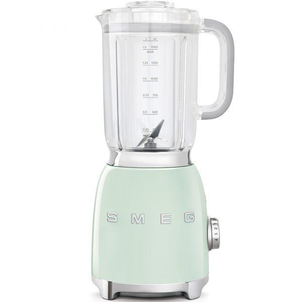 Smeg BLF01PGUK Pastel Green 50s Style Blender