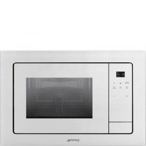 Smeg FMI120B1 Linea Microwave Oven