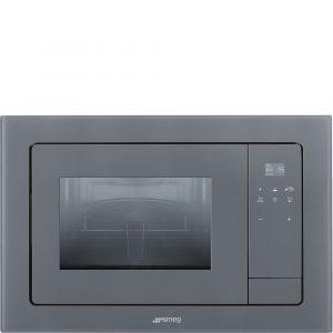 Smeg FMI120S1 Linea Microwave Oven