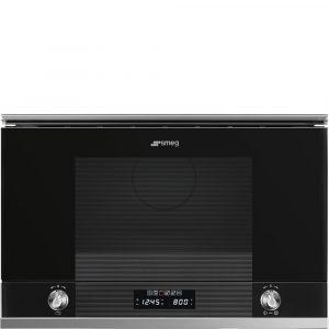 Smeg MP122N1 Linea Microwave Oven Linea Aesthetic