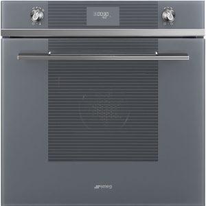 Smeg SFP6101TVS 60cm Linea Pyrolytic Multifunction Oven