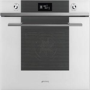 Smeg SFP6102TVB 60cm Linea Pyrolytic Multifunction Oven