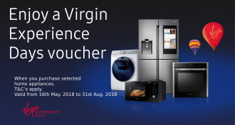Samsung Virgin Experience Day