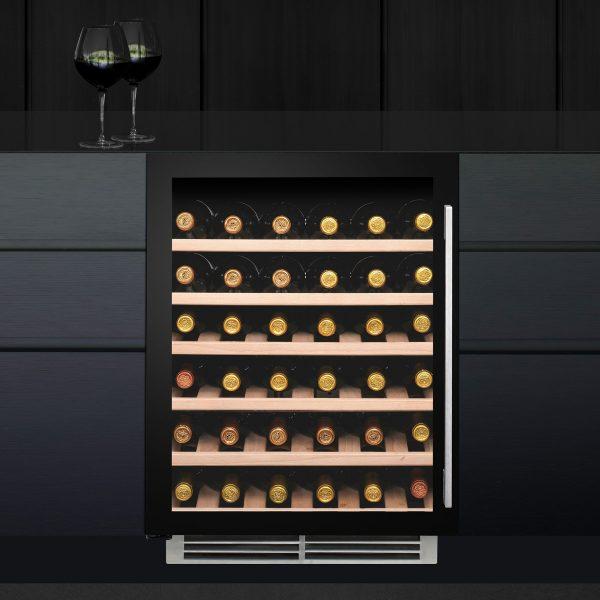 Caple Wi6141 SENSE Undercounter Single Zone Wine Cabinet