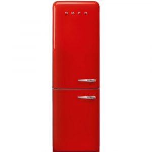 Smeg FAB32LRD3UK Retro Red Fridge Freezer