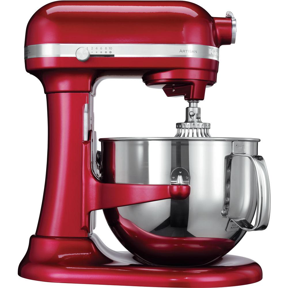 Kitchenaid 5ksm7580x Artisan 6 9l Bowl Lift Stand Mixer Discount