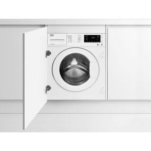 Beko WDIC752300F2 Built In 7kg / 5kg 1200 Spin Washer Dryer