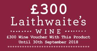 Laithwaites Vouchers Promotion