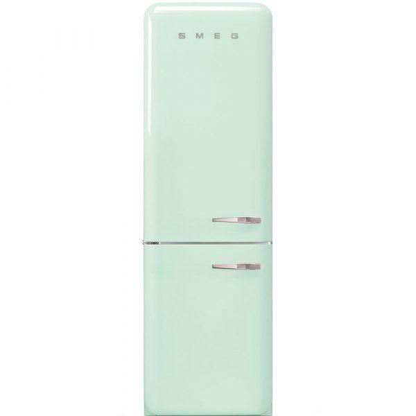 Smeg FAB32LPG3UK 50s Style Pastel Green Fridge Freezer