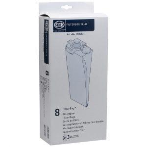 Sebo 7029ER Felix Vacuum Filter Bags Pack of 8