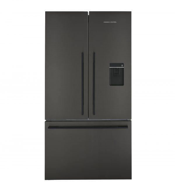 Fisher & Paykel RF540ADUB5 French-Door Fridge-freezer BlackSteel – (VERY LIMITED STOCK)
